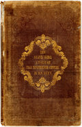Books:Literature Pre-1900, [Slave Fiction]. Frederick N. Dyer. The Slave Girl: a Tale ofthe Nineteenth Century. London: Houlston and Stoneman,...