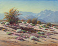 Fine Art - Painting, American:Contemporary   (1950 to present)  , PAUL GRIMM (American, 1891-1974). Scented Slopes. Oil oncanvas. 24 x 30 inches (61.0 x 76.2 cm). Signed lower right:...