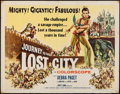 "Movie Posters:Adventure, Journey to the Lost City & Other Lot (American International,1960). Half Sheets (2) (22"" X 28""). Adventure.. ... (Total: 2Items)"