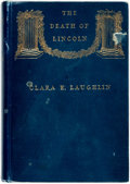 Books:Americana & American History, [Abraham Lincoln, subject] Clara E. Laughlin. The Death ofLincoln. The Story of Booth's Plot, His Deed and thePe...