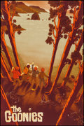 "Movie Posters:Adventure, The Goonies (Mondo, R-2014). Limited Edition Screen Print Poster(24"" X 36""). Adventure.. ..."