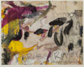 Prints:Contemporary, WILLEM DE KOONING (American, 1904-1997). Paris Review, 1979.Offset lithograph in colors. 23 x 29-1/4 inches (58.4 x 74....