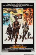 "Movie Posters:Blaxploitation, The Soul of Nigger Charley (Paramount, 1973). One Sheet (27"" X 41"")Style A. Blaxploitation.. ..."