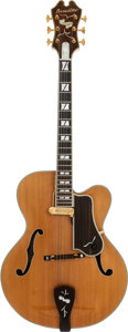 Musical Instruments:Electric Guitars, 1981 Benedetto Cremona Blonde Semi-Hollow Body Electric Guitar,Serial # 5681....