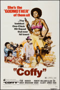 "Movie Posters:Blaxploitation, Coffy (American International, 1973). One Sheet (27"" X 41""). Blaxploitation.. ..."