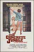 """Movie Posters:Bad Girl, The Concrete Jungle (Pentagon, 1982). One Sheet (27"""" X 41""""). BadGirl.. ..."""