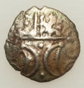Ancients:Celtic, Ancients: Iceni. Ecen (ca. AD 25-38). AR unit (1.10 gm)....