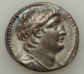 Ancients:Greek, Ancients: SELEUCID KINGDOM. Antiochus VII (138-129 BC). ARtetradrachm (13.32 gm)....