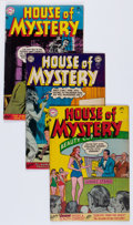 Golden Age (1938-1955):Horror, House of Mystery Group (DC, 1954-58) Condition: Average VG+....(Total: 15 Comic Books)
