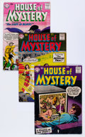 Silver Age (1956-1969):Horror, House of Mystery Group (DC, 1958-61) Condition: Average VG+....(Total: 21 Comic Books)