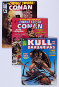 Magazines:Adventure, Savage Sword of Conan and Others Group (Marvel, 1970s-'80s) Condition: Average VF/NM.... (Total: 27 Comic Books)