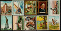Non-Sport Cards:Lots, 1910's Non-Sports Card Collection (150+). ...