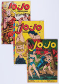 Golden Age (1938-1955):Funny Animal, Jo-Jo Comics Group (Fox Features Syndicate, 1947-50) Condition:Average GD.... (Total: 11 Items)