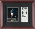 Basketball Collectibles:Photos, Circa 1980 Pete Maravich Signed Magazine Photograph....