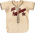 Baseball Collectibles:Uniforms, 1957-63 All-Americans Team Game Worn Jersey. ...