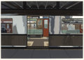 Prints:Contemporary, RICHARD ESTES (American, b. 1932). Subway Car (from UrbanLandscapes III), 1981. Screenprint in colors. 14 x 20 inch...