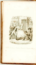 Books:Literature Pre-1900, [George Cruikshank, illustrator]. T. Smollett. The Adventures ofRoderick Random. New York: Harper & Brothers, 1836....