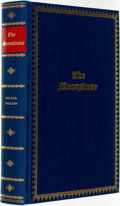 Books:Literature 1900-up, [Limited Editions Club] Dignimont, illustrator. SIGNED. Wilkie Collins. The Moonstone. Limited Editions Club, 1959. ...