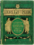 """Books:Art & Architecture, [Alfred Lord Tennyson] The Dore Gift Book of Illustrations to Tennyson's """"Idylls of the King."""" London: E. Moxon, [n...."""