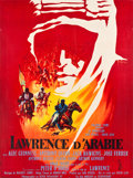 "Movie Posters:Academy Award Winners, Lawrence of Arabia (Columbia, 1962). Full-Bleed French Grande(46.5"" X 62.25"") Style A.. ..."