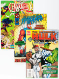 Modern Age (1980-Present):Miscellaneous, Marvel Modern Age Short Box Group (Marvel, 1995-96) Condition: Average NM-....