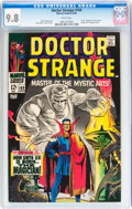 Silver Age (1956-1969):Superhero, Doctor Strange #169 (Marvel, 1968) CGC NM/MT 9.8 White pages....