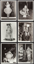 Movie Posters:Fantasy, Alice in Wonderland (Paramount, 1933). Photos (20) (Various Sizes).Fantasy.. ... (Total: 20 Items)