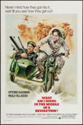 "Movie Posters:Adventure, What Am I Doing in the Middle of a Revolution? (Warner Brothers,1972). International One Sheet (27"" X 41""). Adventure.. ..."