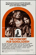 """Movie Posters:Rock and Roll, The Concert for Bangladesh (20th Century Fox, 1972). One Sheet (27""""X 41"""") Style B. Rock and Roll.. ..."""
