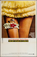"Movie Posters:Sexploitation, The Best House in London & Other Lot (MGM, 1969). One Sheets(2) (27"" X 41"", 28"" X 42""). Sexploitation.. ... (Total: 2 Items)"