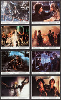 "Movie Posters:Science Fiction, Aliens (20th Century Fox, 1986). Mini Lobby Card Set of 8 & Photos (6) (8"" X 10""). Science Fiction.. ... (Total: 14 Items)"