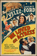 """Movie Posters:Comedy, Stardust (R-1940s). One Sheet (27"""" X 41""""). Comedy. Re-releaseTitle: He Loved an Actress.. ..."""