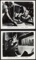 """Movie Posters:Horror, The Mummy (Realart, R-1951). Photos (2) (8"""" X 10""""). Horror.. ... (Total: 2 Items)"""