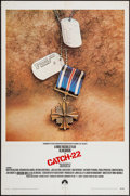 """Movie Posters:War, Catch-22 & Other Lot (Paramount, 1970). One Sheets (2) (27"""" X41""""). War.. ... (Total: 2 Items)"""
