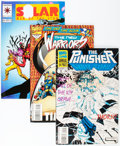 Modern Age (1980-Present):Miscellaneous, Marvel Modern Age Long Box Group (Marvel, 1994-95) Condition: Average NM-....