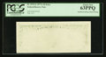 Error Notes:Blank Reverse (<100%), Fr. 1975-G $5 1977A Federal Reserve Note. PCGS Choice New 63PPQ.....