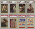 Baseball Cards:Sets, 1957 Topps Baseball Complete Set (410). This is the first Toppsissue to feature full color photographs with a nice mix of a...