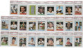 Baseball Cards:Lots, 1964 Topps Baseball PSA Mint 9 Lot of 26. All grade Mint 9 with noqualifiers. You'll be hard-pressed to amass a finer ho...