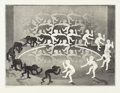 Impressionism & Modernism:Surrealism, M. C. ESCHER (Dutch 1898-1972). Encounter. Lithograph onpaper. 15.5in. x 20in.. Signed lower left. Edition: No. 4/50 IV...