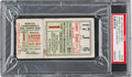 Baseball Collectibles:Tickets, 1921 World Series Game One Ticket Stub--First New York Yankees FallClassic Appearance!...