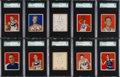 Basketball Cards:Lots, 1948 Bowman Basketball SGC Graded Collection (20 Different). ...