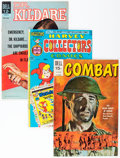 """Golden Age (1938-1955):Miscellaneous, Harvey and Dell """"Extras"""" Golden and Silver Age Comics File Copy Short Box Group (Harvey, 1950s-60s) Condition: Average VF/NM...."""