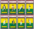 Baseball Cards:Lots, 1964 Topps Stand Up Baseball PSA NM-MT 8 Collection (21). ...
