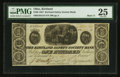 Obsoletes By State:Ohio, Kirtland, OH- The Kirtland Safety Society Bank $100 March 9, 1837G18 Wolka 1424-17 Rust 11. ...