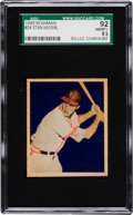 Baseball Cards:Singles (1940-1949), 1949 Bowman Stan Musial #24 SGC 92 NM/MT+ 8.5 - Only One Higher!...