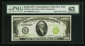 Small Size:Federal Reserve Notes, Fr. 2221-B $5,000 1934 Federal Reserve Note. PMG Choice Uncirculated 63.. ...