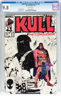Modern Age (1980-Present):Miscellaneous, Kull the Conqueror V3#8 (Marvel, 1985) CGC NM/MT 9.8 White pages....