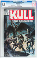 Modern Age (1980-Present):Miscellaneous, Kull the Conqueror V3#2 (Marvel, 1983) CGC NM/MT 9.8 White pages....