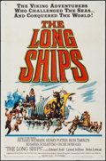"Movie Posters:Adventure, The Long Ships (Columbia, 1963). One Sheet (27"" X 41"") & LobbyCard Set of 8 (11"" X 14""). Adventure.. ... (Total: 9 Items)"