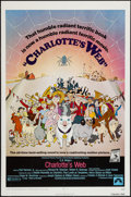 """Movie Posters:Animation, Charlotte's Web & Others Lot (Paramount, 1973). One Sheets (17)(27"""" X 41""""). Animation.. ... (Total: 17 Items)"""